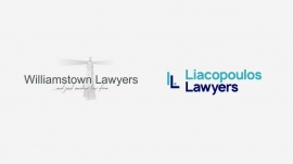 Williamstown Lawyers joins Liacopoulos Lawyers